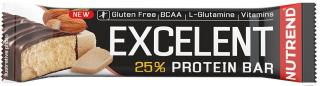 NUTREND Excelent Protein Bar 85 g Marzipan with Almonds pánské