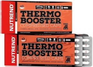 NUTREND Thermobooster Compressed 60 kapslí pánské