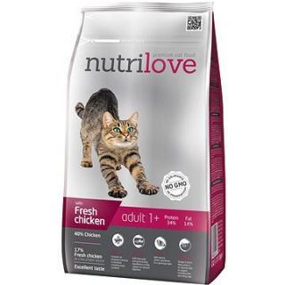 Nutrilove ADULT fresh chicken 1,5 kg