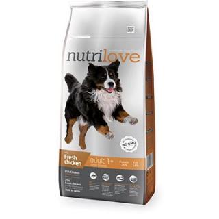 Nutrilove ADULT L fresh chicken 12 kg