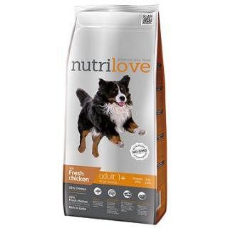 Nutrilove ADULT L fresh chicken 3 kg