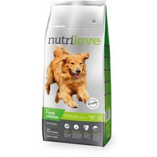 Nutrilove MATURE 7  fresh chicken 12 kg