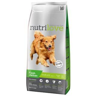 Nutrilove MATURE 7  fresh chicken 3 kg