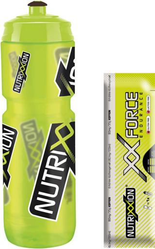 Nutrixxion Bottle and Drink 35 g Green