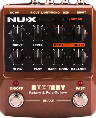Nux ROCTARY-FORCE