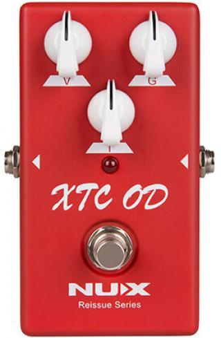 Nux XTC OD Red