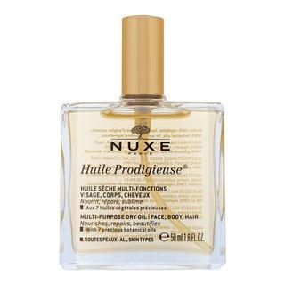 Nuxe Huile Prodigieuse Dry Oil multifunkční suchý olej na obličej, tělo a vlasy 50 ml