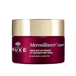 Nuxe Noční zpevňující krém s liftingovým efektem Merveillance Expert  50 ml dámské