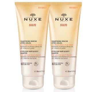 Nuxe Šampon po opalování na tělo a vlasy Sun  2 x 200 ml dámské
