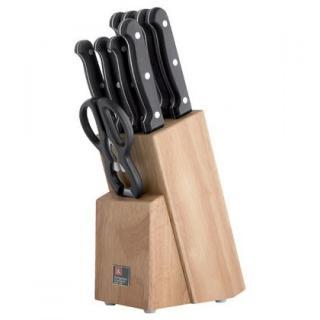 Nůž/sada nožů sada nožů richardson sheffields artisan, 9ks v bloku