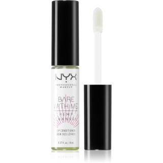 NYX Professional Makeup Bare With Me Hemp Lip Conditioner olej na rty 8 ml dámské 8 ml