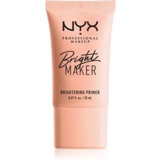 NYX Professional Makeup Bright Maker rozjasňující podkladová báze pod make-up 20 ml dámské 20 ml