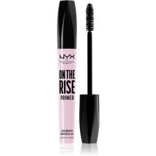 NYX Professional Makeup On The Rise Lash Booster podkladová báze pod řasenku 10 ml dámské 10 ml