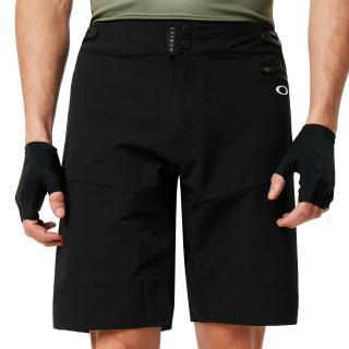 Oakley MTB Trail Short Blackout/Grey XL pánské XL