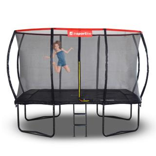 Obdelníkový trampolínový set inSPORTline QuadJump 244*335 cm