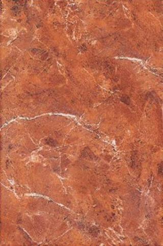 Obklad Azulejo Nero rojo 25x40 cm lesk NEROR červená rojo