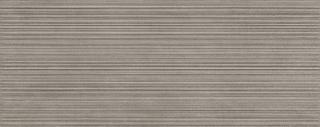 Obklad Del Conca Espressione grigio bambu 20x50 cm mat 54ES15BA šedá grigio