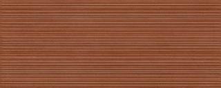 Obklad Del Conca Espressione rosso bambu 20x50 cm mat 54ES06BA červená rosso