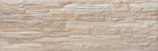 Obklad Geotiles Mubi beige 17x52 cm mat MUBIBE béžová beige