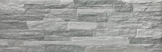 Obklad Geotiles Mubi gris 17x52 cm mat MUBIGR šedá gris