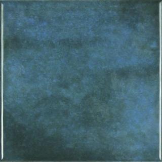 Obklad Ribesalbes Earth Atlantic 15X15 cm lesk EARTH2929 modrá Atlantic