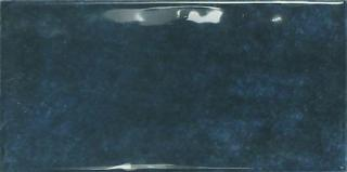 Obklad Ribesalbes Earth Atlantic 7,5X15 cm lesk EARTH2897 modrá Atlantic