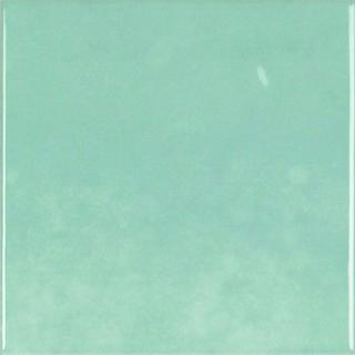 Obklad Ribesalbes Earth Powder Blue 15X15 cm lesk EARTH2927 modrá Powder Blue