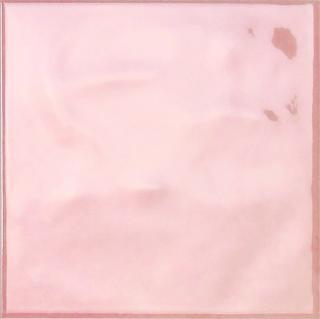 Obklad Ribesalbes Earth Rosebud 15X15 cm lesk EARTH2925 růžová Rosebud