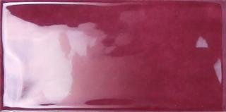 Obklad Ribesalbes Earth Wine 7,5X15 cm lesk EARTH2894 červená Wine