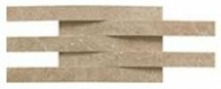 Obklad Sintesi Explorer tabacco 15x30 cm mat EXPLORER7677 hnědá tabacco