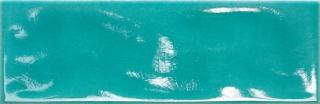 Obklad Tonalite Kraklé acqua 10x30 cm lesk KRA4607 modrá acqua
