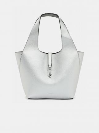 Oboustranný shopper s odnímatelným pouzdrem ve stříbrné barvě Tamaris dámské stříbrná