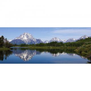 OBRAZ SKLENĚNÝ, krajina & příroda, 50/125/1,40 cm - vícebarevná 50/125/1,40