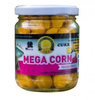 Obří kukuřice lk baits mega corn 220ml vanilka