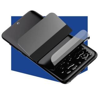 Ochranná antimikrobiální 3mk fólie SilverProtection  pro Samsung Galaxy A22