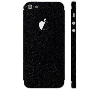 Ochranná fólie 3mk Ferya pro Apple iPhone 5, černá lesklá