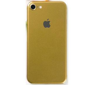 Ochranná fólie 3mk Ferya pro Apple iPhone 6S, zlatá lesklá