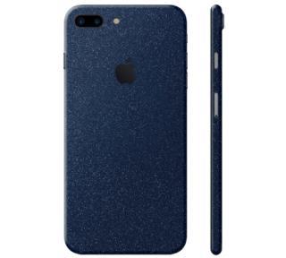 Ochranná fólie 3mk Ferya pro Apple iPhone 7 Plus, tmavě modrá lesklá