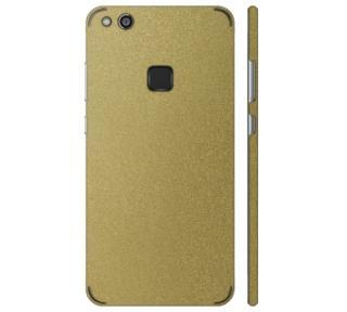 Ochranná fólie 3mk Ferya pro Huawei P10 Lite, zlatá lesklá