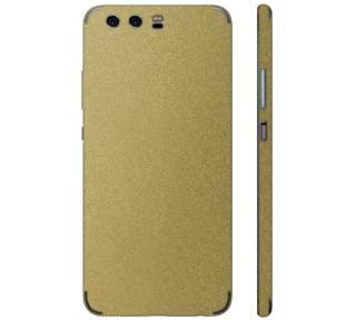 Ochranná fólie 3mk Ferya pro Huawei P10, zlatá lesklá