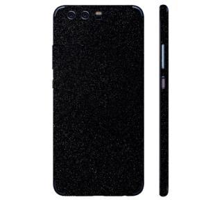 Ochranná fólie 3mk Ferya pro Huawei P9, černá lesklá