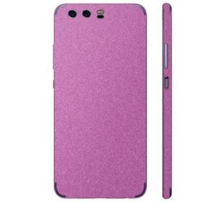 Ochranná fólie 3mk Ferya pro Huawei P9, růžová matná