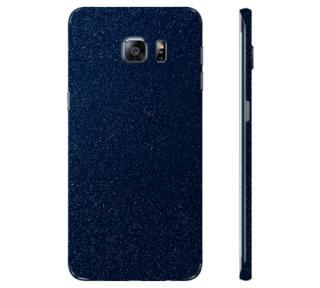 Ochranná fólie 3mk Ferya pro Samsung Galaxy S6 Edge, tmavě modrá lesklá