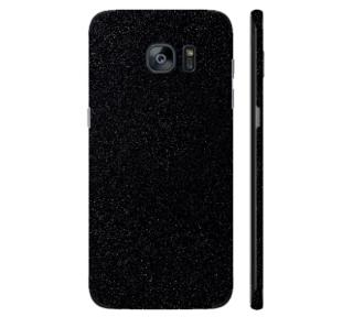 Ochranná fólie 3mk Ferya pro Samsung Galaxy S7 Edge, černá lesklá