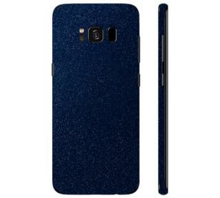 Ochranná fólie 3mk Ferya pro Samsung Galaxy S8, tmavě modrá lesklá