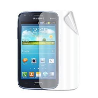 Ochranná folie displeje CELLY Screen Protector pro Samsung Galaxy Core , lesklá, 2ks