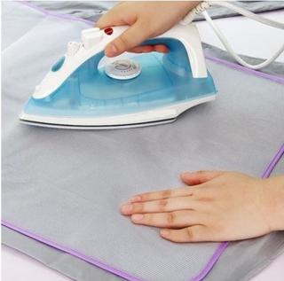 Ochranná tepelná izolace na žehlení prádla