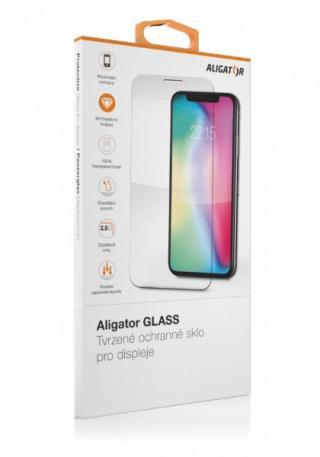 Ochranné tvrzené sklo ALIGATOR pro Samsung Galaxy S21 (5G)
