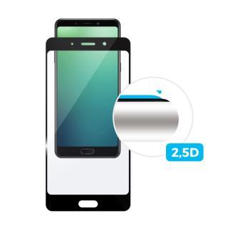 Ochranné tvrzené sklo FIXED Full-Cover pro ASUS ZenFone 4 Max , přes celý displej, černé, 0.33 mm