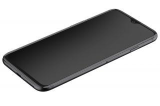 Ochranné tvrzené sklo pro Cellularline Capsule pro Huawei P30, černé